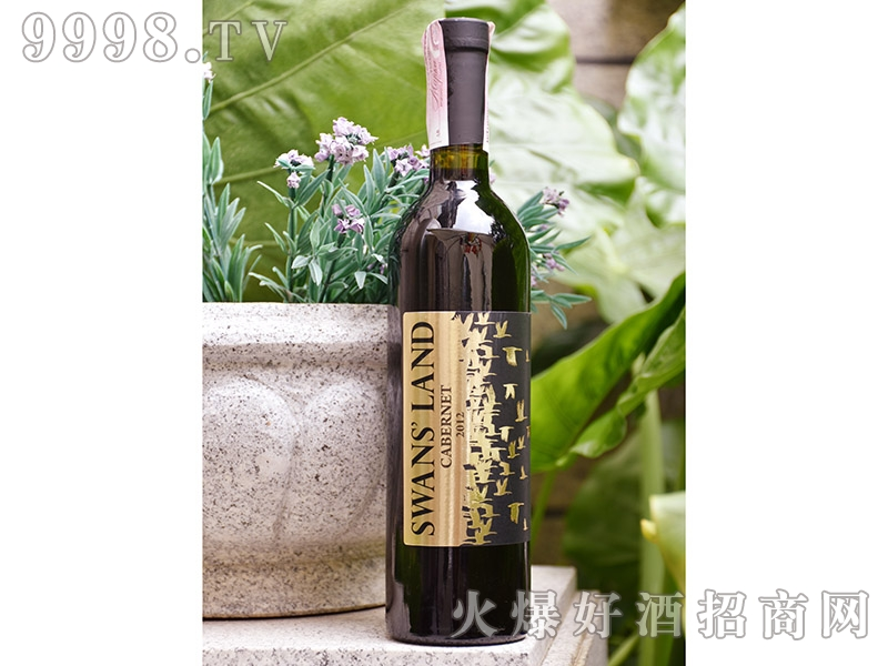 2012年解百纳干红葡萄酒750ML