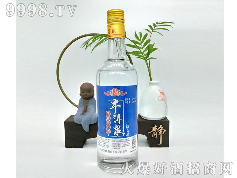 牛洱泉二锅头酒43度