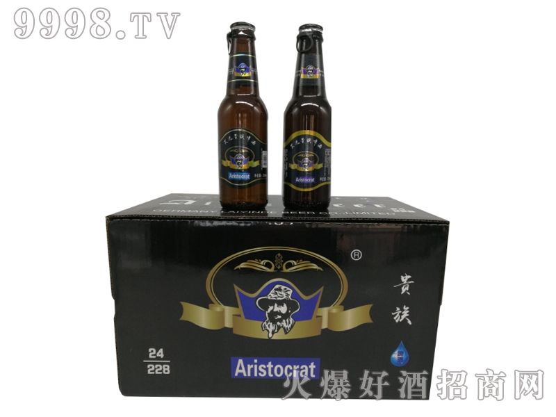 艾达贵族啤酒 10度 12度