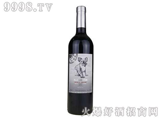 艾隆堡考拉美乐干红葡萄酒