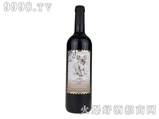 艾隆堡考拉赤霞珠西拉干红葡萄酒