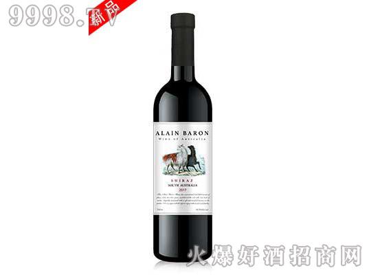 艾隆堡澳洲西拉干红葡萄酒