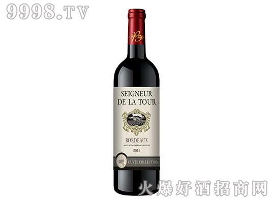 拉图领主庄园干红葡萄酒