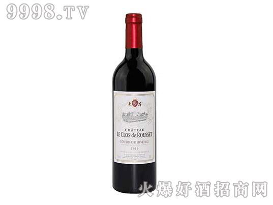克卢梭酒堡干红葡萄酒