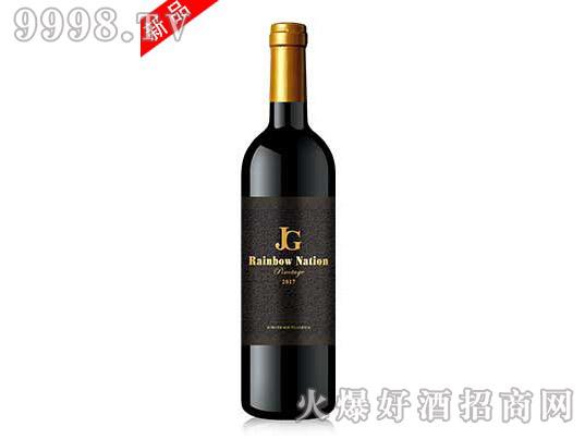 艾隆堡彩虹之国品诺塔吉干红葡萄酒