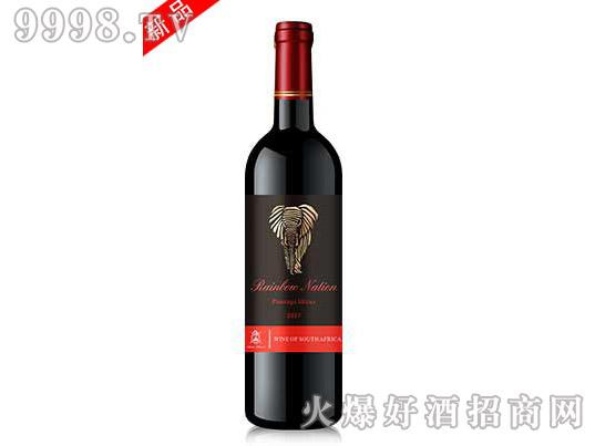 艾隆堡彩虹之国吉象干红葡萄酒