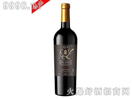 艾隆堡梦想者8号干红葡萄酒