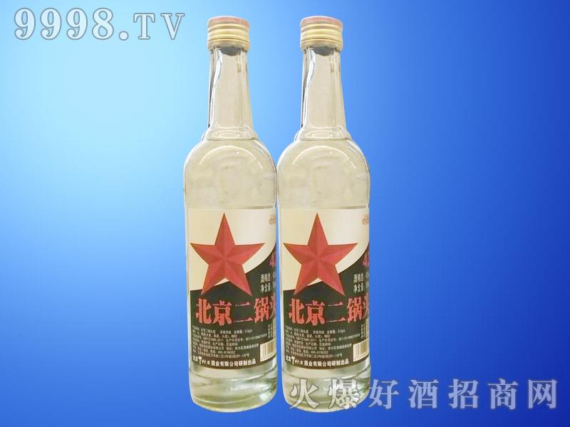 北京二锅头酒白瓶