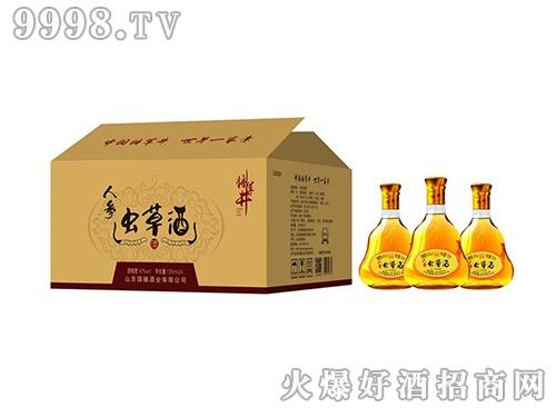 国缘人参虫草酒125ml