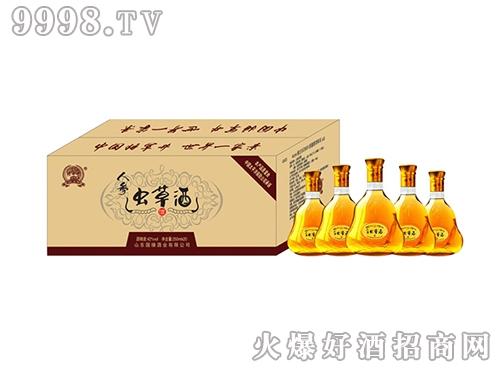 国缘人参虫草酒250ml