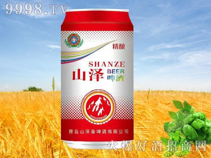 山泽精酿啤酒