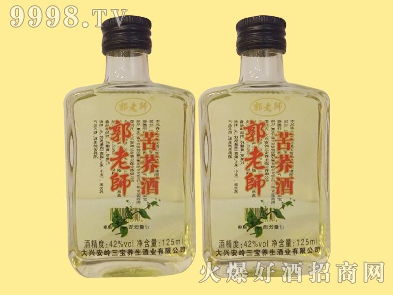 郭老师苦荞酒125ml