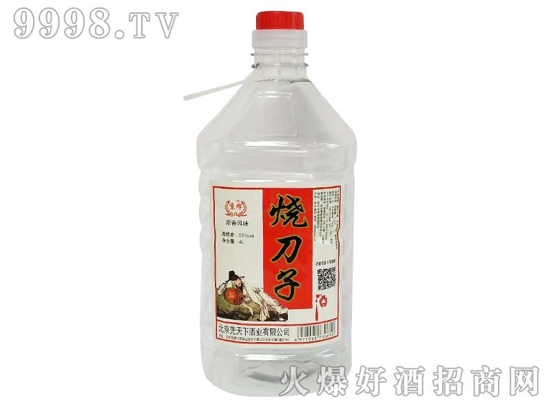 京辉烧刀子酒4L