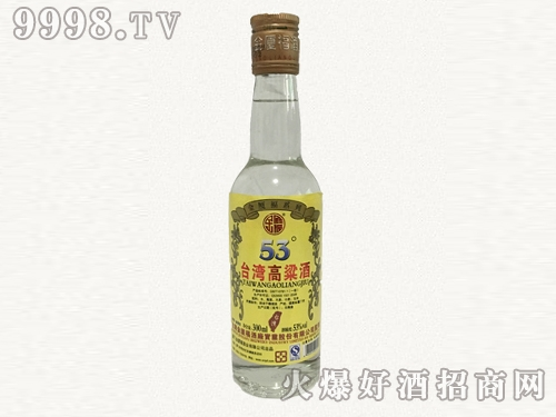 台湾高粱酒53度300ml