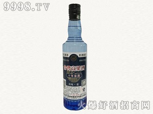台湾高粱酒 十年50度500ml