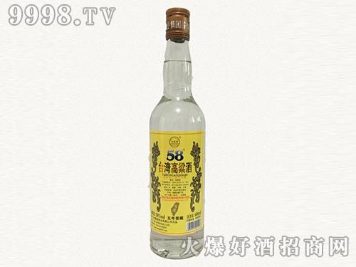 台湾高粱酒 58°五年600ml