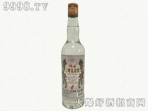 台湾高粱酒 3年42°600ml