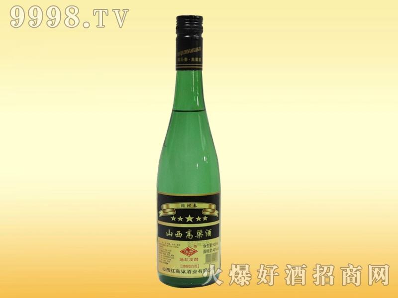 润沁春绿瓶山西高粱酒42°500ml-白酒招商信息