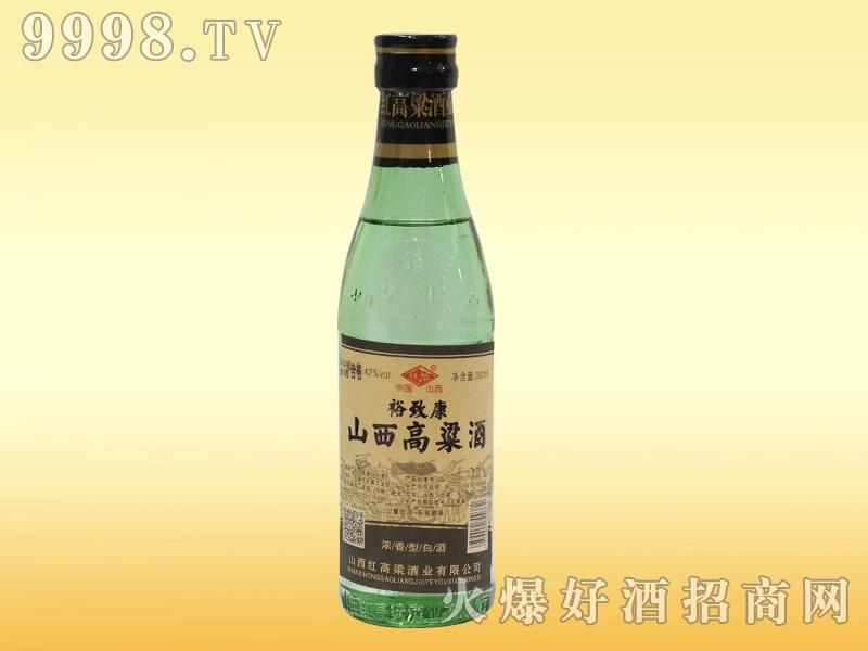 裕致康山西高粱酒42°260ml