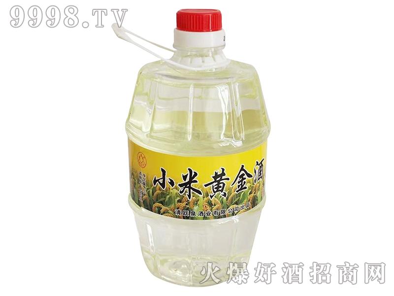 清跃泉小米黄金酒-白酒招商信息