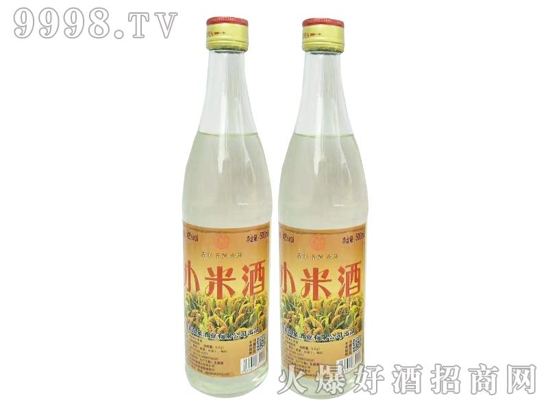 清跃泉小米酒42度
