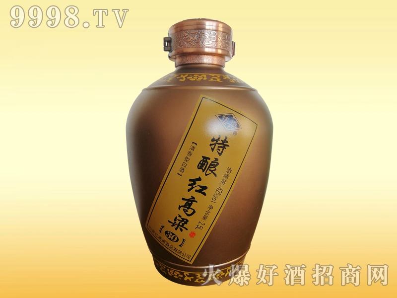 特酿红高粱酒42°2.5L
