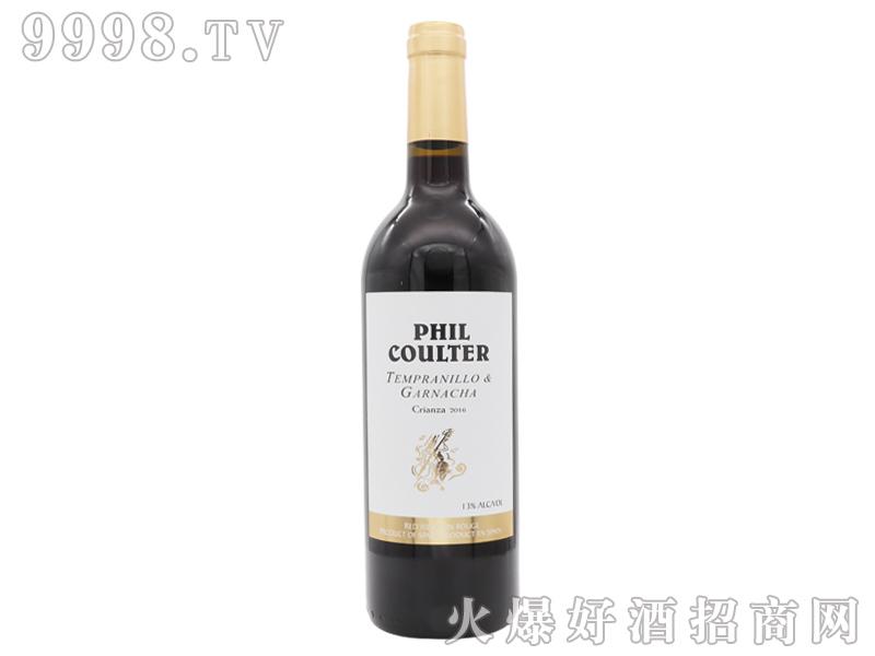 菲・库尔特干红葡萄酒2016