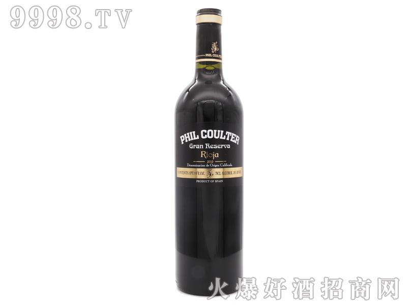 菲・库尔特干红葡萄酒14度2010