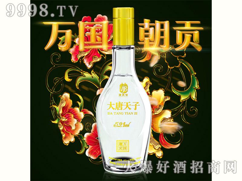 大唐天子酒-万国朝贡