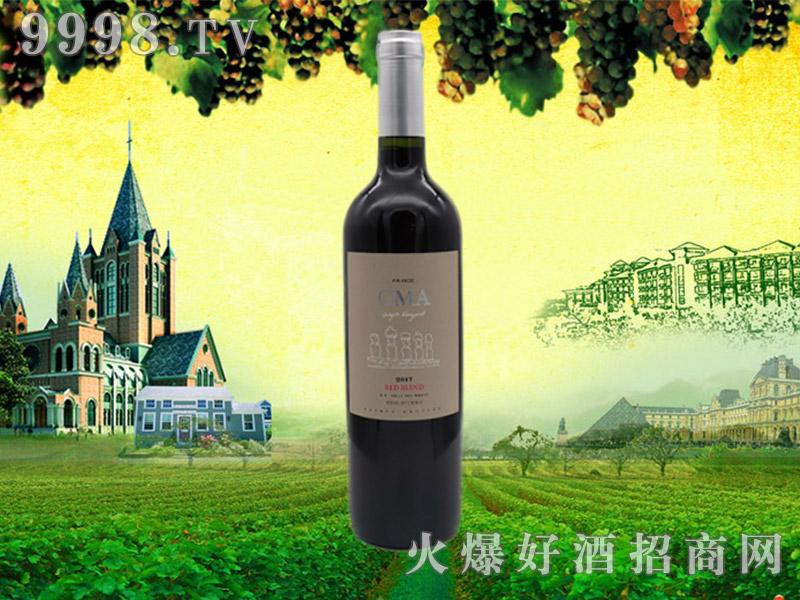 智利神秘岛王子干红葡萄酒