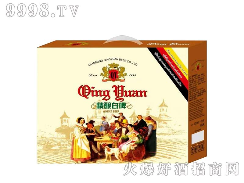 德国皇家精酿白啤酒