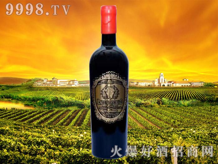 拉图爱菲堡金牌城堡干红葡萄酒2016