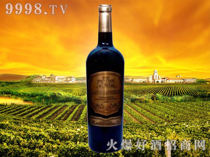 拉图爱菲堡金牌波尔多干红葡萄酒