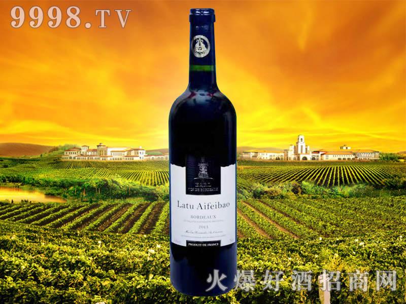 拉图爱菲堡伯爵干红葡萄酒