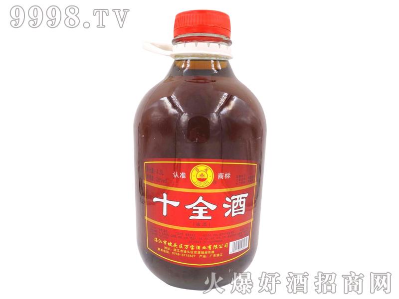 吉泉十全酒28度4.3L