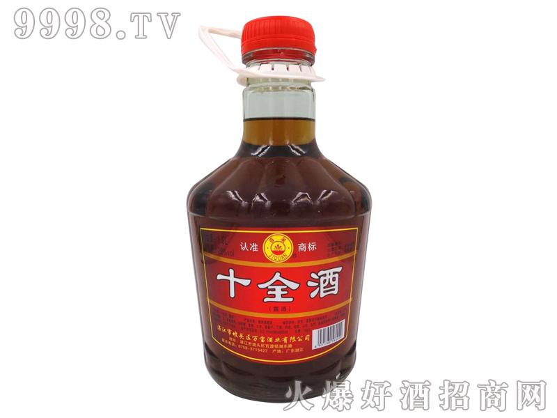 吉泉十全酒28度1.8L-保健酒招商信息