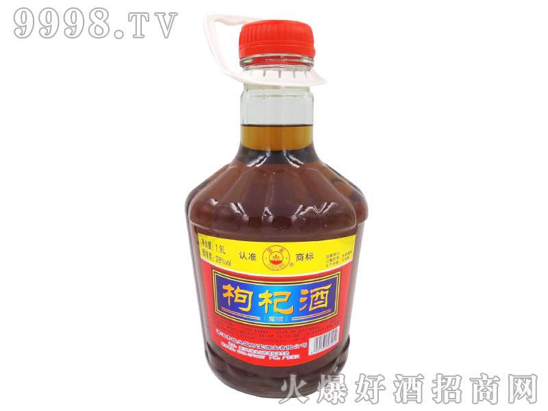 吉泉枸杞酒28度1.9L