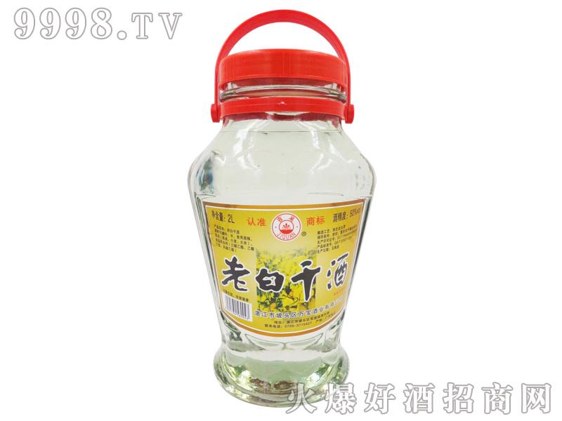 吉泉老白干酒50度2L-保健酒招商信息