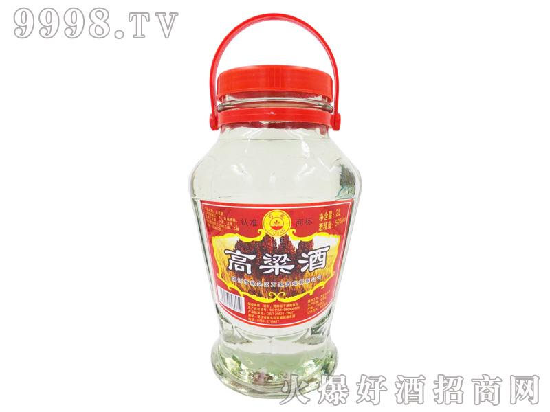 吉泉高粱酒50度2L