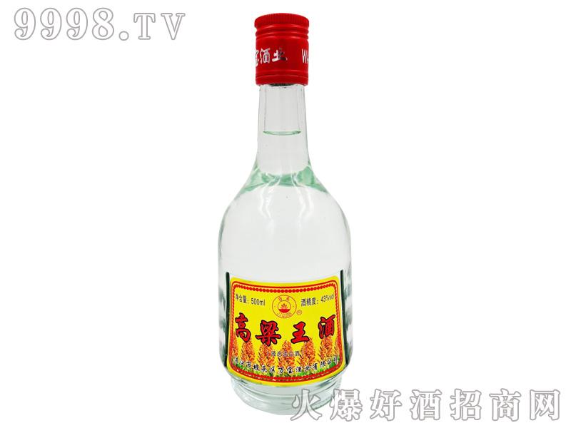 吉泉高粱王酒43度