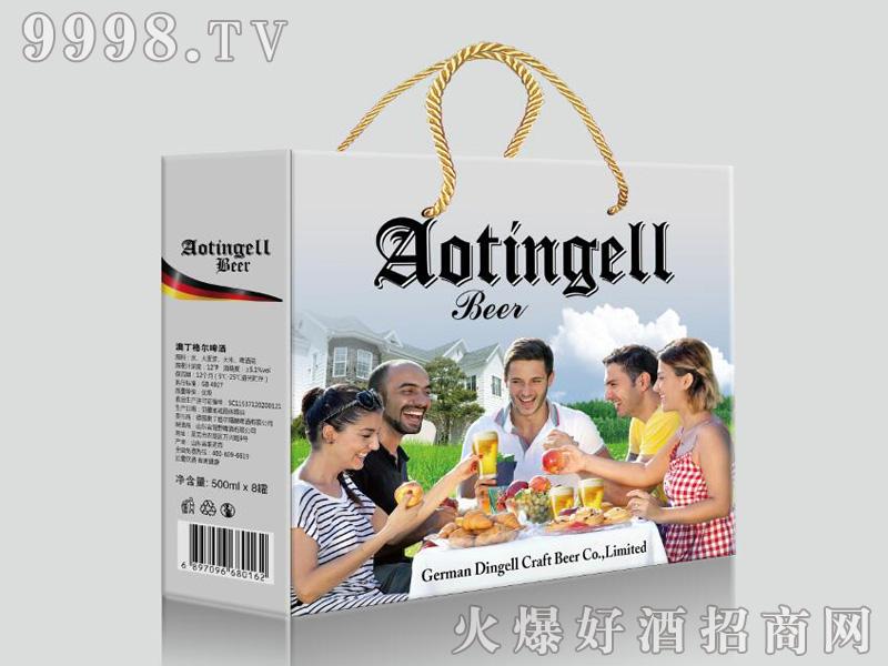 德国奥丁格尔精酿白啤500mlx8罐