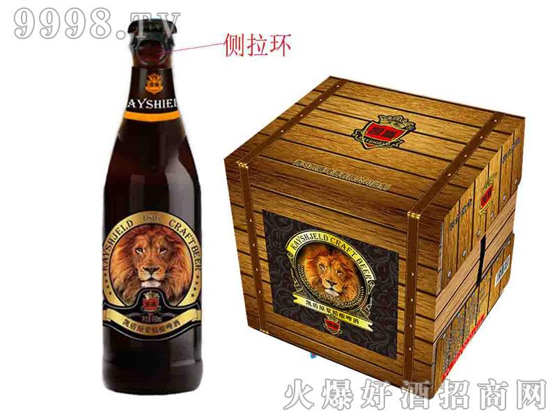 凯盾原浆精酿啤酒系列