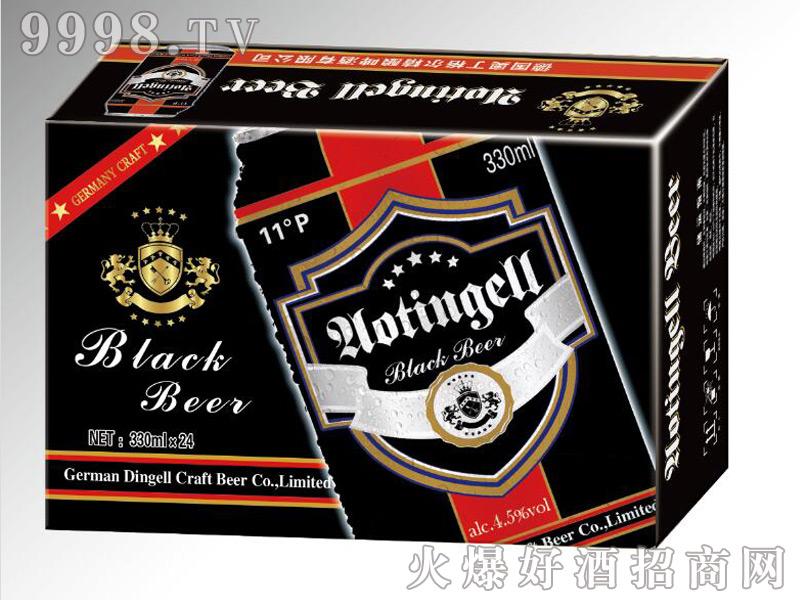 德国奥丁格尔精酿啤酒-黑啤330ml