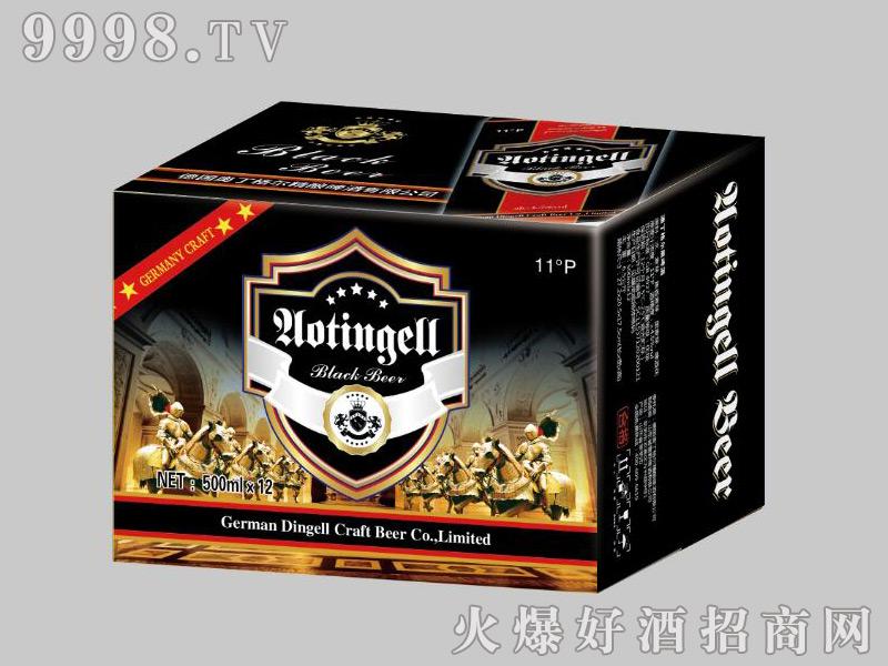 德国奥丁格尔精酿啤酒-黑啤500ml