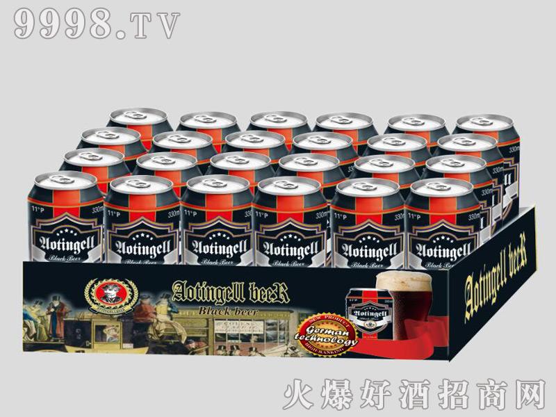 德国奥丁格尔精酿啤酒-黑啤系列