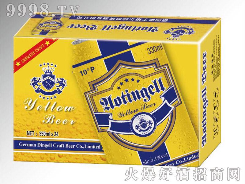 德国奥丁格尔精酿啤酒-黄啤330ml