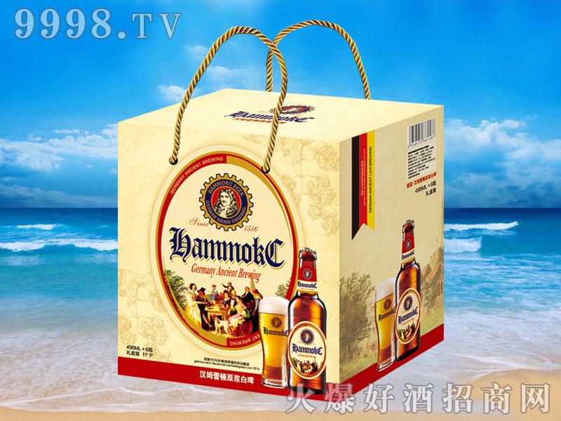 汉姆蕾顿原浆白啤礼盒496mlx6瓶-啤酒招商信息