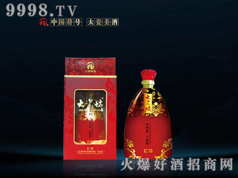 大瓷坊酒・红韵
