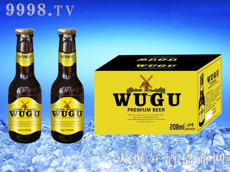 五谷原浆啤酒208ml×24瓶
