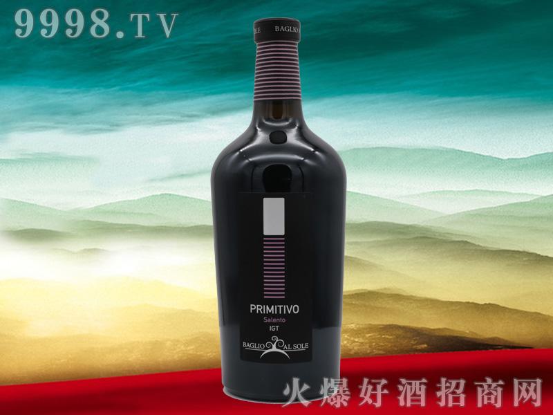 意大利柏拉图精酿窖藏干红葡萄酒